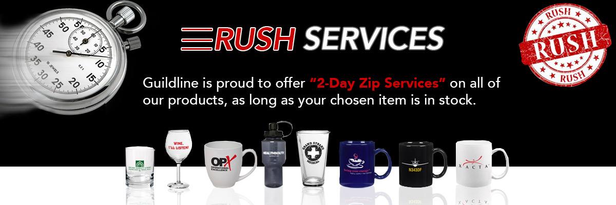 Guildline Rush Services