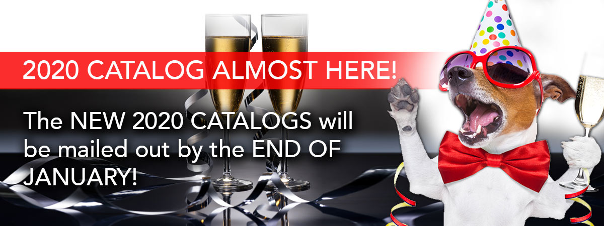 Catalog Delivery End of January 2020