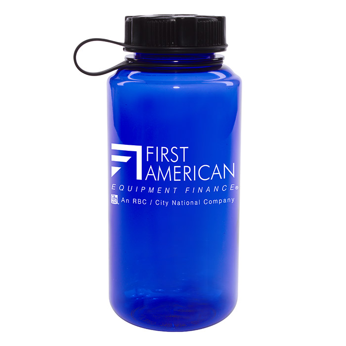 Round-Water-Bottle-32oz-WACT009-Blue