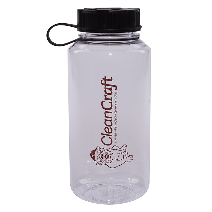 Round-Water-Bottle-32oz-WACT009-Clear