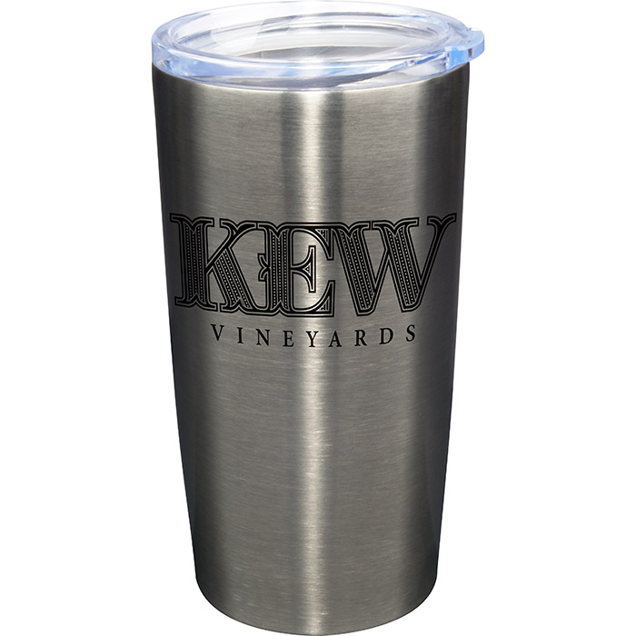 SS-Double-Wall-Travel-Tumbler-20oz-PRO20-Silver